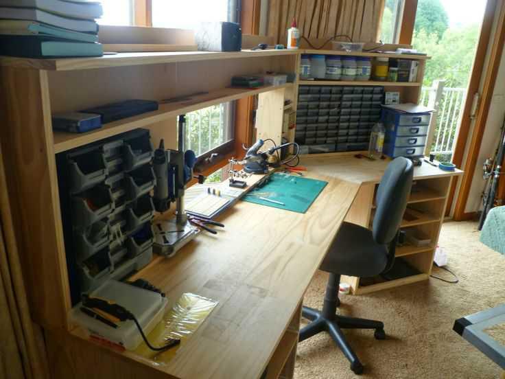 ec8c26315b1a598aa4d9f305c5016ad2 Incríveis espaços de trabalho para artistas