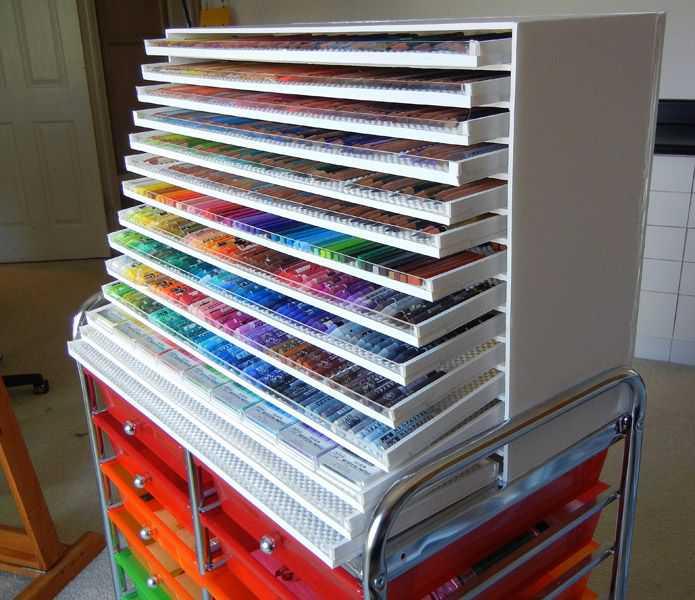 ecdf1f435f2ff7f99ce4fedf448fa4bc Incríveis espaços de trabalho para artistas