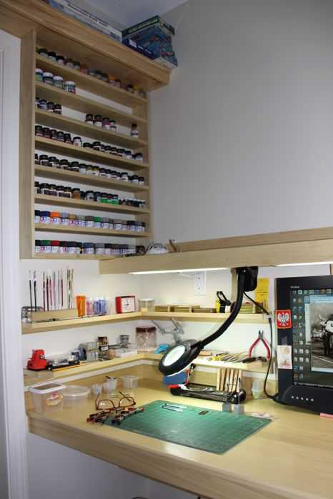 f848342333f6acee195f7906356954a4 Incríveis espaços de trabalho para artistas