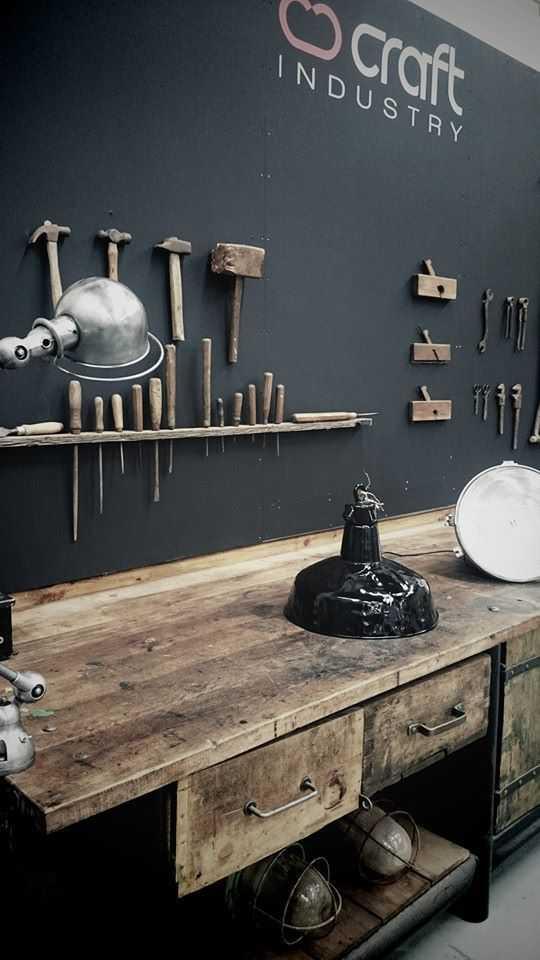 f8dc8df1468242aac09385622c43b817 Incríveis espaços de trabalho para artistas