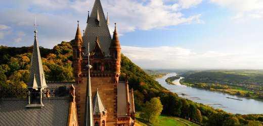 image 144717 panoV9 edhj Foto Gump do dia: Castelo Dragon