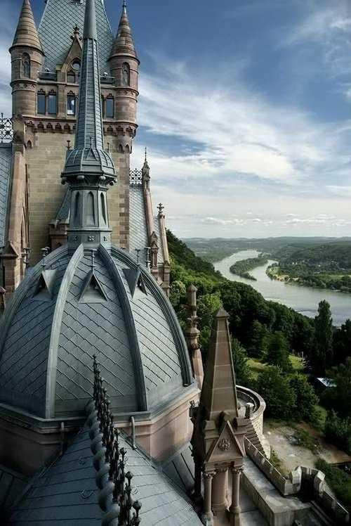 tumblr mh5s2o8RBi1s3704xo1 500 Foto Gump do dia: Castelo Dragon