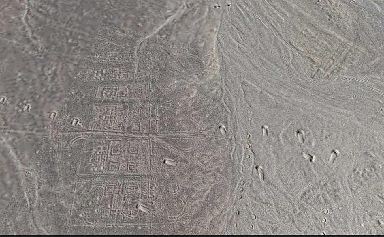 areaqueachei Bases alienígenas? Estruturas misteriosas do deserto