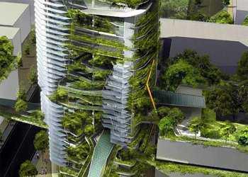 skyscraper farm Fazendinha feliz e os ratos do meu pai