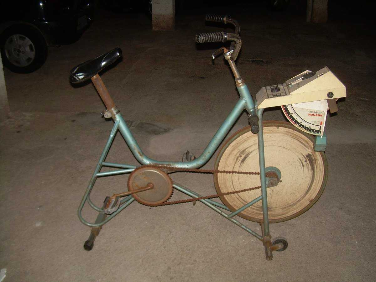 bicicleta ergometrica monark antiga 16237 MLB20117995817 062014 F De presídio à usina elétrica