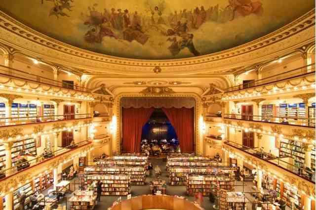 Grand Splendid 2 A livraria mais estranha do mundo que só tem 1 livro pra vender