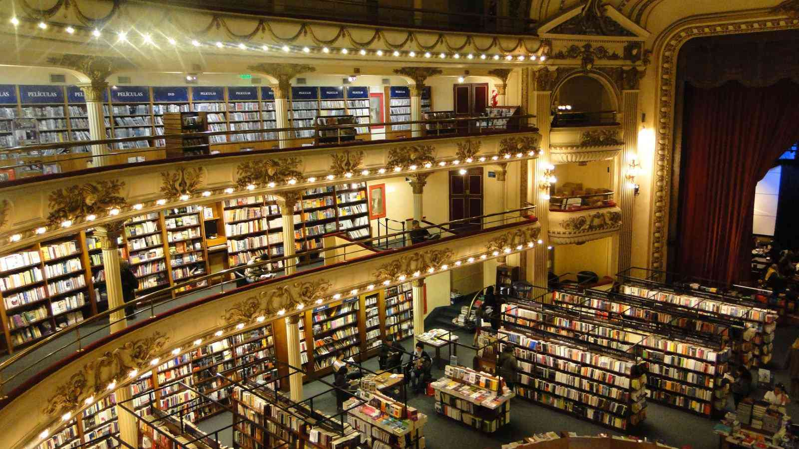 el ateneu 021 A livraria mais estranha do mundo que só tem 1 livro pra vender