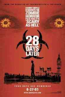 220px 28 days later Top filmes de sobreviventes pós apocalípiticos