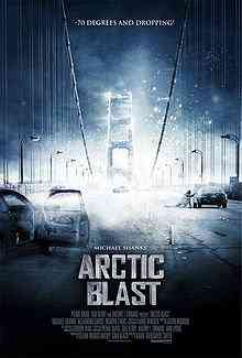 220px Arctic Blast poster Top filmes de sobreviventes pós apocalípiticos