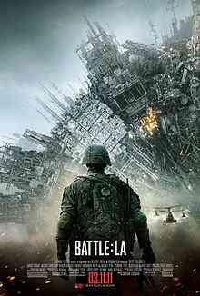 220px Battle Los Angeles Poster Top filmes de sobreviventes pós apocalípiticos