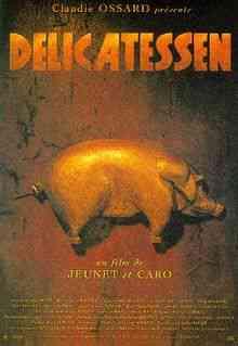 220px Delicatessen2 Top filmes de sobreviventes pós apocalípiticos