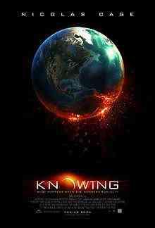 220px Knowingposter08 Top filmes de sobreviventes pós apocalípiticos