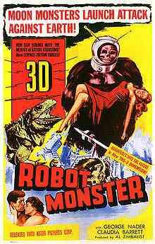 220px Robotmonster Top filmes de sobreviventes pós apocalípiticos