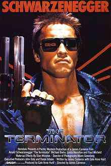 220px Terminator1984movieposter Top filmes de sobreviventes pós apocalípiticos