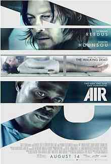 Air Movie Poster 2015 Top filmes de sobreviventes pós apocalípiticos