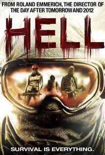 Hell 2011 film film poster Top filmes de sobreviventes pós apocalípiticos