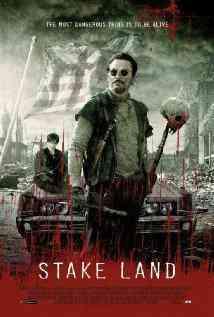 Stake Land film Top filmes de sobreviventes pós apocalípiticos