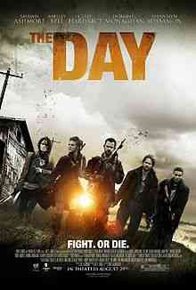 The Day film poster Top filmes de sobreviventes pós apocalípiticos