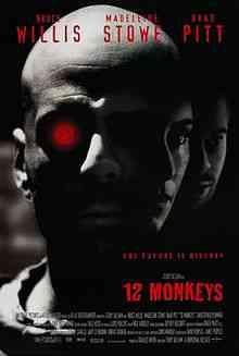 Twelve monkeysmp Top filmes de sobreviventes pós apocalípiticos