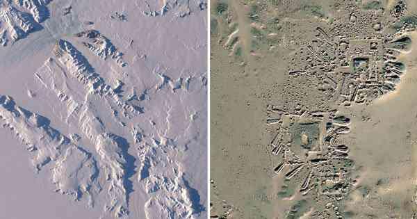 antarctica pyramid Ruínas de uma civilização perdida são descobertas em 2,3 km abaixo do gelo na Antártida