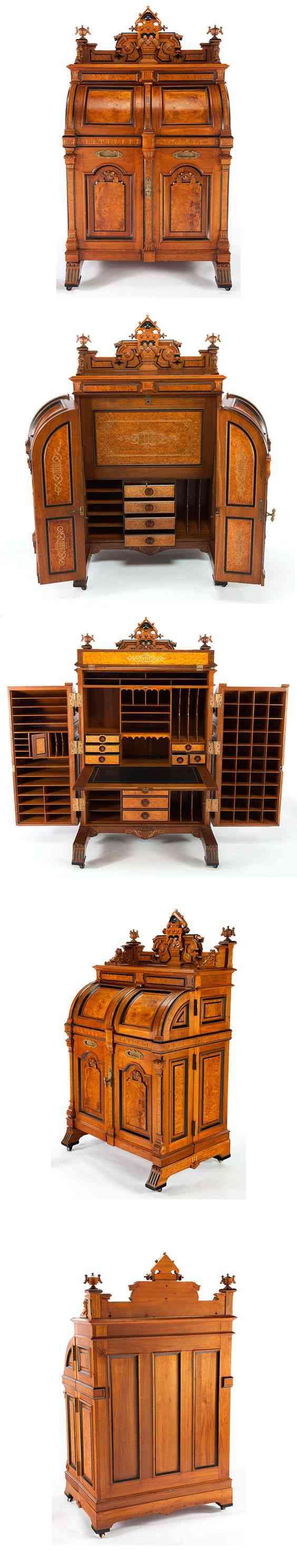 3c5ddad64bcecb2b10640fdfd2b5edc6 Vinte armários para artistas, colecionadores e modelistas