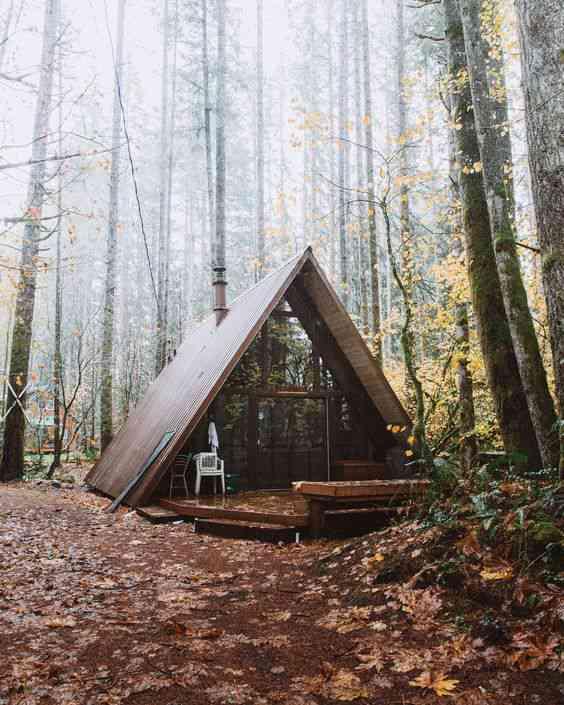 91c3ecc39d2641844b92df35964e4c9b Uma mini casa de madeira barata de construir