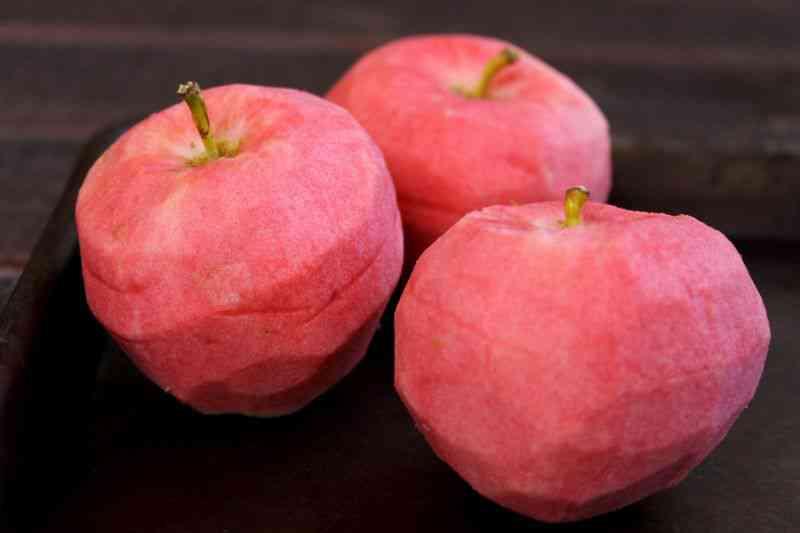 0 1968a9 129789d2 orig A maçã mais bizarra que você já viu