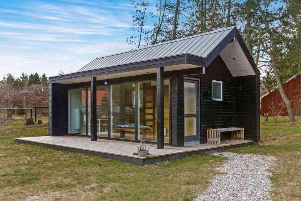 290416 11 1024x683 Uma micro casa na Escandinávia e outros projetos de cair o queixo