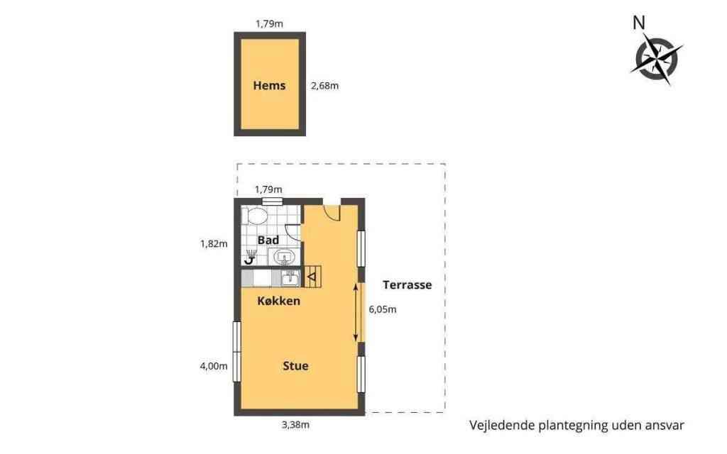 290416 13 1024x640 Uma micro casa na Escandinávia e outros projetos de cair o queixo