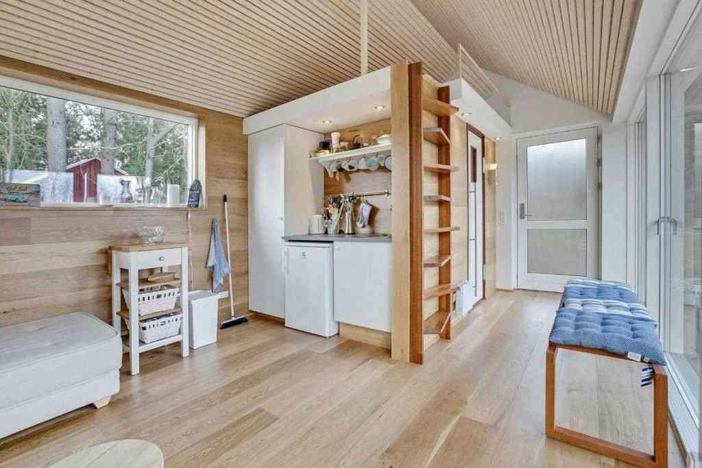 290416 20 1024x683 Uma micro casa na Escandinávia e outros projetos de cair o queixo