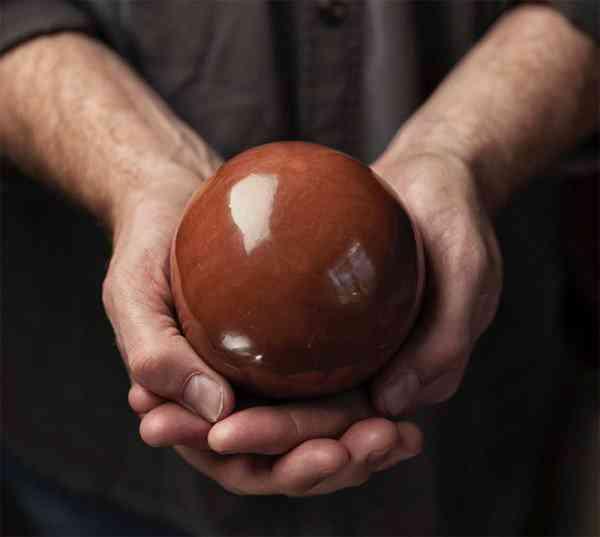 Hikaru Dorodango 600x537 Hikaru Dorodango: A arte de fazer uma esfera