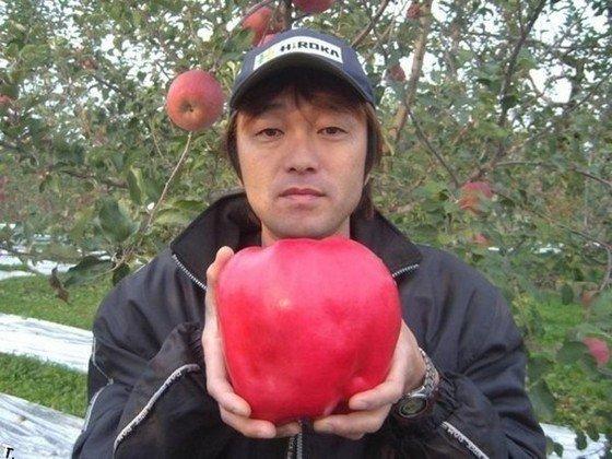 %name A maçã mais bizarra que você já viu