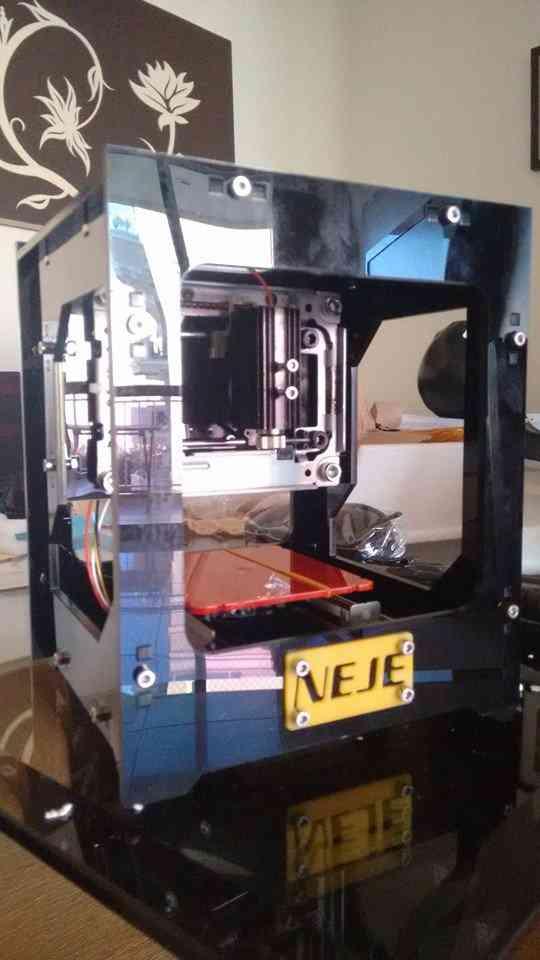 laser Mais novidades e outras produções