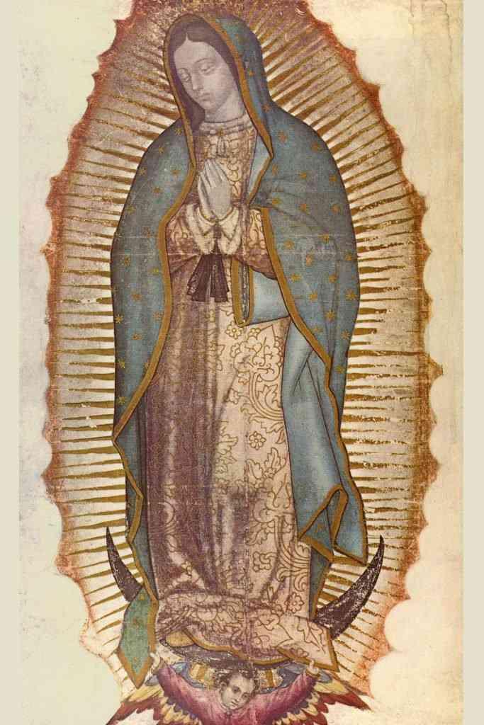 Nossa Senhora de Guadalupe Melhor 683x1024 O mistério da Virgem de Guadalupe