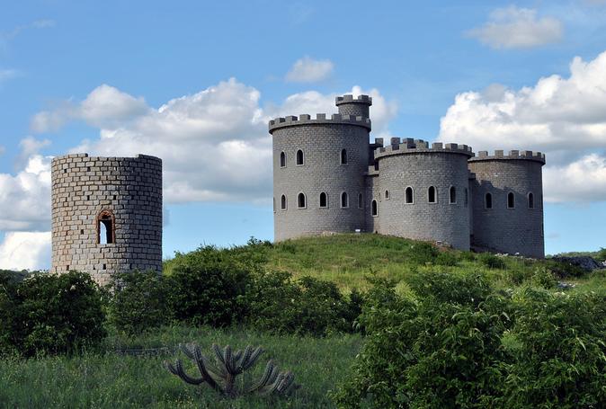 castelo de di bivar - openbrasil.org