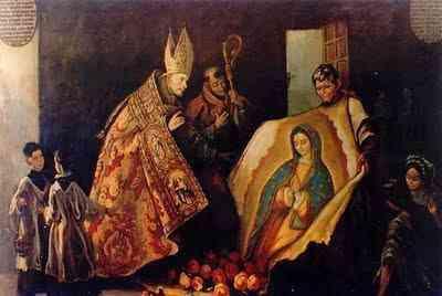 estampa2 1 O mistério da Virgem de Guadalupe