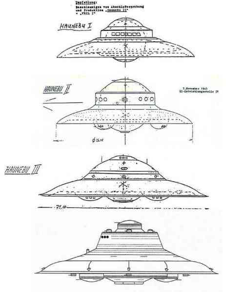 haunebu INCRÍVEL! Conheça o brasileiro que fez um disco voador que levita