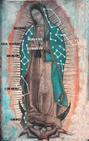 virgemdire O mistério da Virgem de Guadalupe