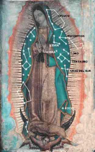 virgemesqu O mistério da Virgem de Guadalupe