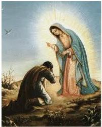 virgen de guadalupe O mistério da Virgem de Guadalupe