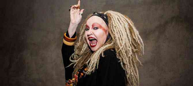 Elke Maravilha Elke: Perdemos a rainha do bizarro