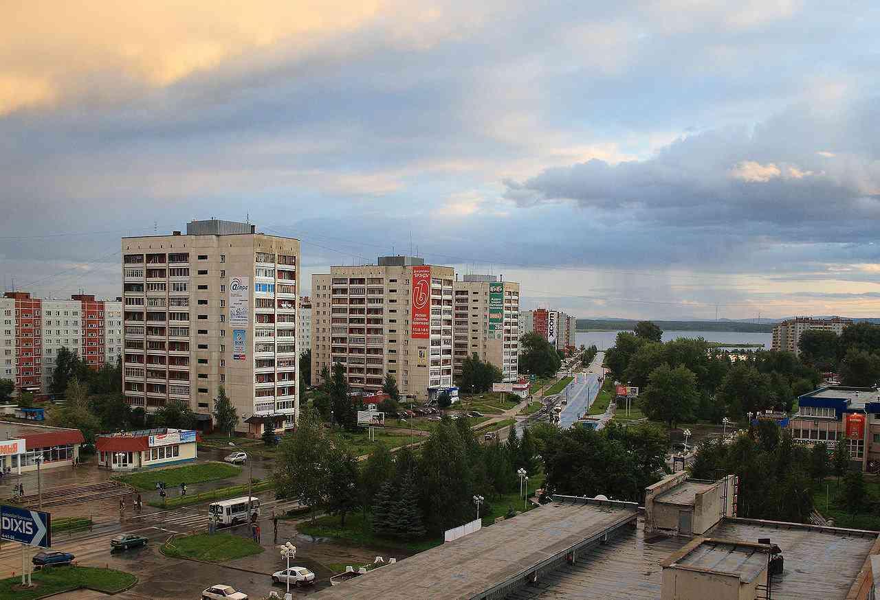 1280px Ozersk Broadway Cidade 40   A cidade que não existia na Russia