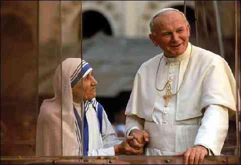 Madre teresa calcuta Madre Teresa de Calcutá, a santa com o pezinho no inferno