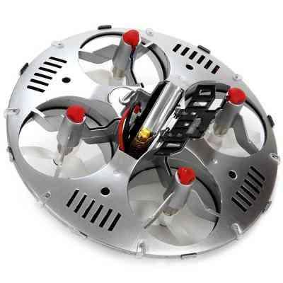 cheerson cx 31 cx 31 rc ufo quadcopter 03 Análise da fotografia de um Ufo