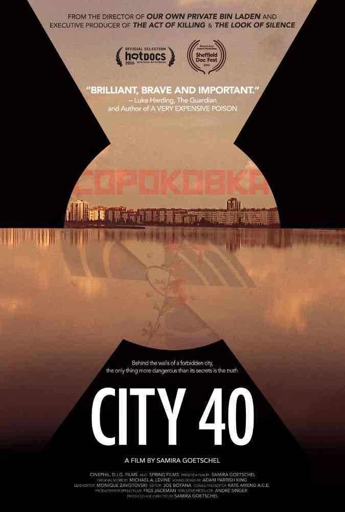 city40 Cidade 40   A cidade que não existia na Russia