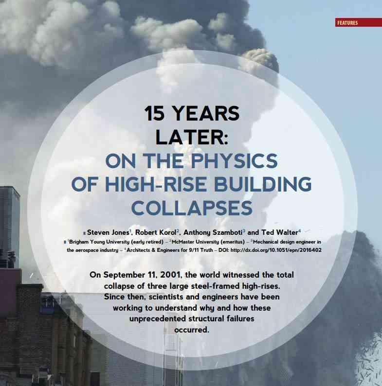 explosao Estudo científico confirma: As torres gêmeas não foram derrubadas, mas sim demolidas com explosivos
