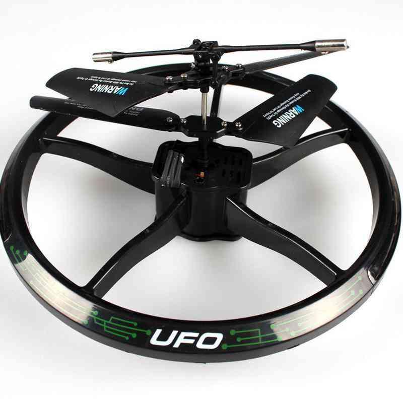 happycow 777 323 2 5 ch rc ufo drone infrared Análise da fotografia de um Ufo