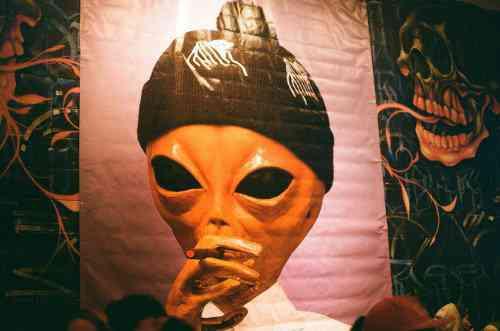 tumblr o3trta9Cb81qgq55yo1 500 Chegou o ET Brisado, o alien mais chapado do universo