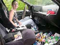 1646432542132733 Carro sujo: Você não vai acreditar no grau de imundície desse carro!