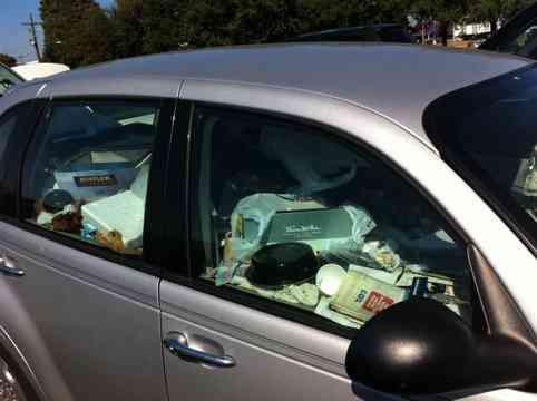 20111114 195032 Carro sujo: Você não vai acreditar no grau de imundície desse carro!